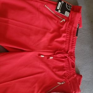 Pants - Red trousers